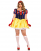 Sexy Snow White Costume Plus Size