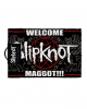 Slipknot Welcome Maggot Fußmatte
