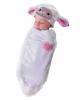 Sweet Lamb Baby Costume Bag