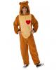 Teddy Bear With Heart Costume Unisex