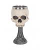 Totenkopf Kelch - Anne Stokes Skull Chalice