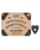 Vintage Ouija Witch Board With Planchette