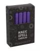 "Purple ""Prosperity"" Magic Candles 12pcs."