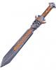 Wikinger Schwert Skull