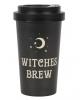 Witches Brew To Go Bambusbecher