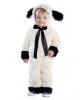 Witziger Schaf Kleinkinder Kostümanzug