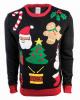 X-Mas Motives Christmas Sweater