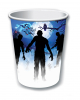 Zombie Party Paper Cup Set 8 Pieces