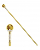 Golden Pimp Walking Stick