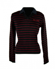 Lilly Jumper (black/red)