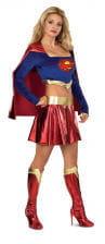 Supergirl Sexy Deluxe Kostüm M