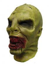Slime Zombie Foam Latex Mask