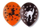 Witches and Cats Balloons