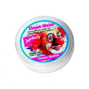White Clown Make Up