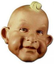 Babyface Schaumlatex Maske