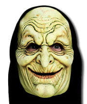 Witch Beldame Foam Latex Mask