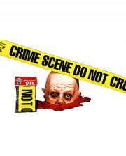 Crime Scene Tape / Police Cordon Tape 30m