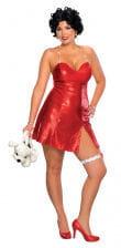 Betty Boop Mini Dress Wig 46-48