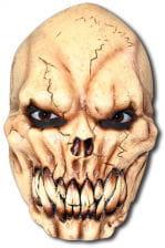 Cannibal Skull Latex Mask