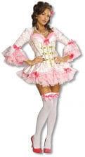 Madame Mon Ami Kostüm Large