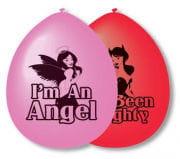 Bachelorette Luftballons