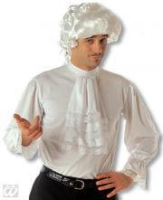 Barock Hemd weiß