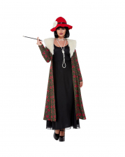 20s Gangster Bride Costume Coat