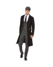 20's Vintage Gangster Costume For Men