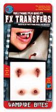 3D FX Transfer Tattoo Vampire Bite