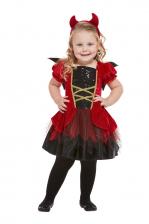 Devil Costume For Girls
