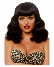 50's Bettie Retro Wig