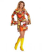 Groovy 70's Dress Tubes