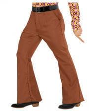 Groovy 70s Men's Breeches Brown