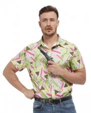 80er Jahre Magnum Shirt
