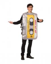 80er Jahre Mix Cassette Kostüm