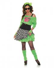 80's Virgin Mini Dress