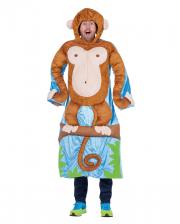 Affe im Baum Herren Kostüm