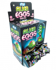 Alien Eggs Chewing Gum 200 Pcs