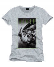 Alien Cover T-Shirt