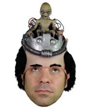 Alien Head Pilot Mask