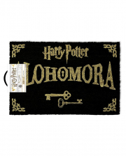 Harry Potter Alohomora Fußmatte