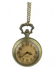 Antike Taschenuhr gold