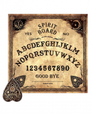 Antique Witch Board With Pointer