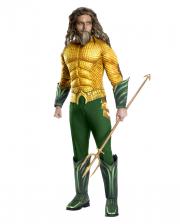 Aquaman Muskel Herrenkostüm Deluxe