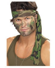 Army Stirnband camouflage