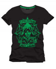 Arrow T-Shirt Emerald Archer
