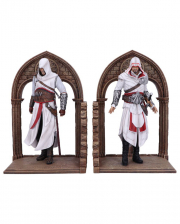 Assassins Creed Altair & Ezio Buchstützen