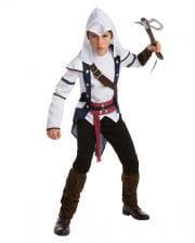 Assassins Creed Connor Teen Kostüm