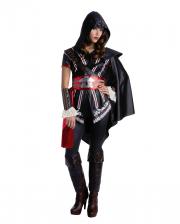 Assassins Creed Ezio Auditore Kostüm für Damen