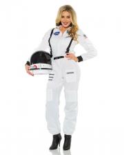 Astronauten Overall Damenkostüm
